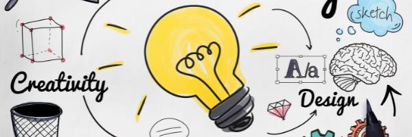 creative light bulb