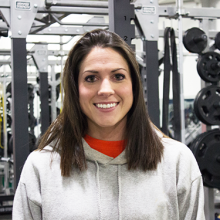 Collette Young, Certified Personal Trainer