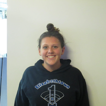 Courtney Koser Assistant Coach 14 White