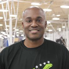 Darryl Daniel, Certified Personal Trainer