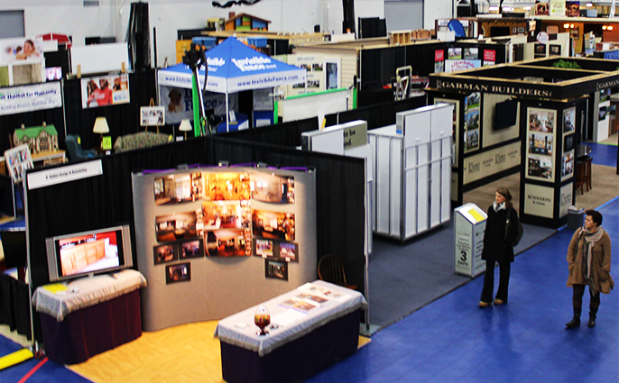 Conventions and Tradeshows @ Nook Meetings and Events