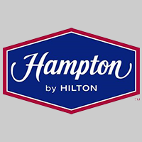 Hampton by Hilton Manheim Logo