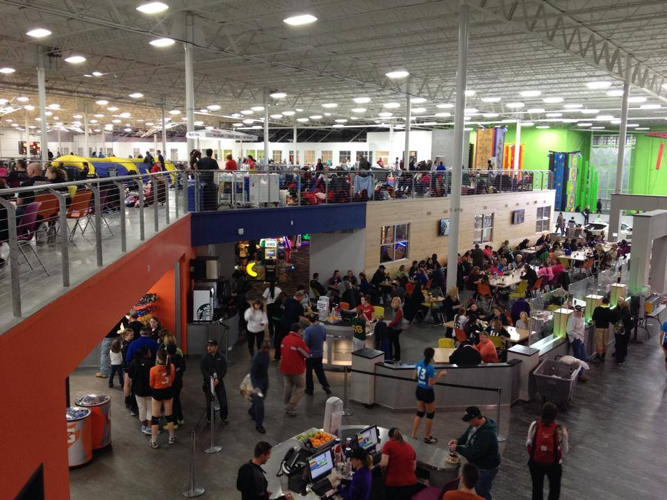 irish rumble at spooky nook sports