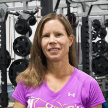 Jennifer Durbin, Premier Certified Perosnal Trainer