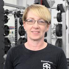 Kelly Murphy, Certified Personal Trainer