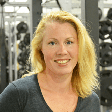 Leah Mellinger, Master Certified Personal Trainer