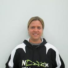 Lisa Huber Head Coach NVA 12s