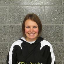 Megan McNaul Head Coach 16 Green