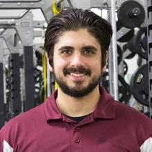 Nicholas Pastorino, Certified Personal Trainer