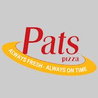 Pats Pizza Logo