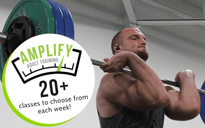 Amplify Adult Training