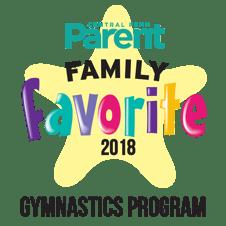 CPP Badge Gymnastics