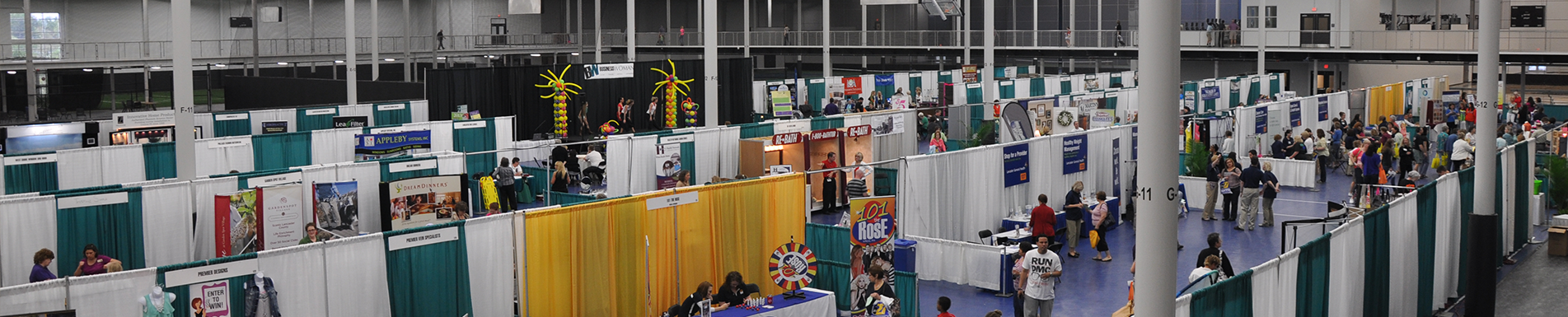 Trade show at Spooky Nook Meetings & Events