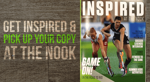 Inspired at the Nook Magazine