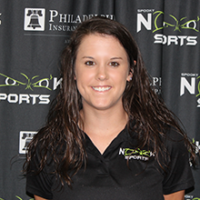Ky-Leigh Hallman Sport Coordinator