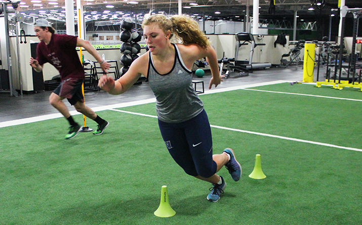 Training for youth and teen athletes