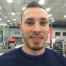 Travis Garcia Baseball Instructor