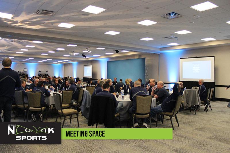 meeting space at Spooky Nook Meetings & Events