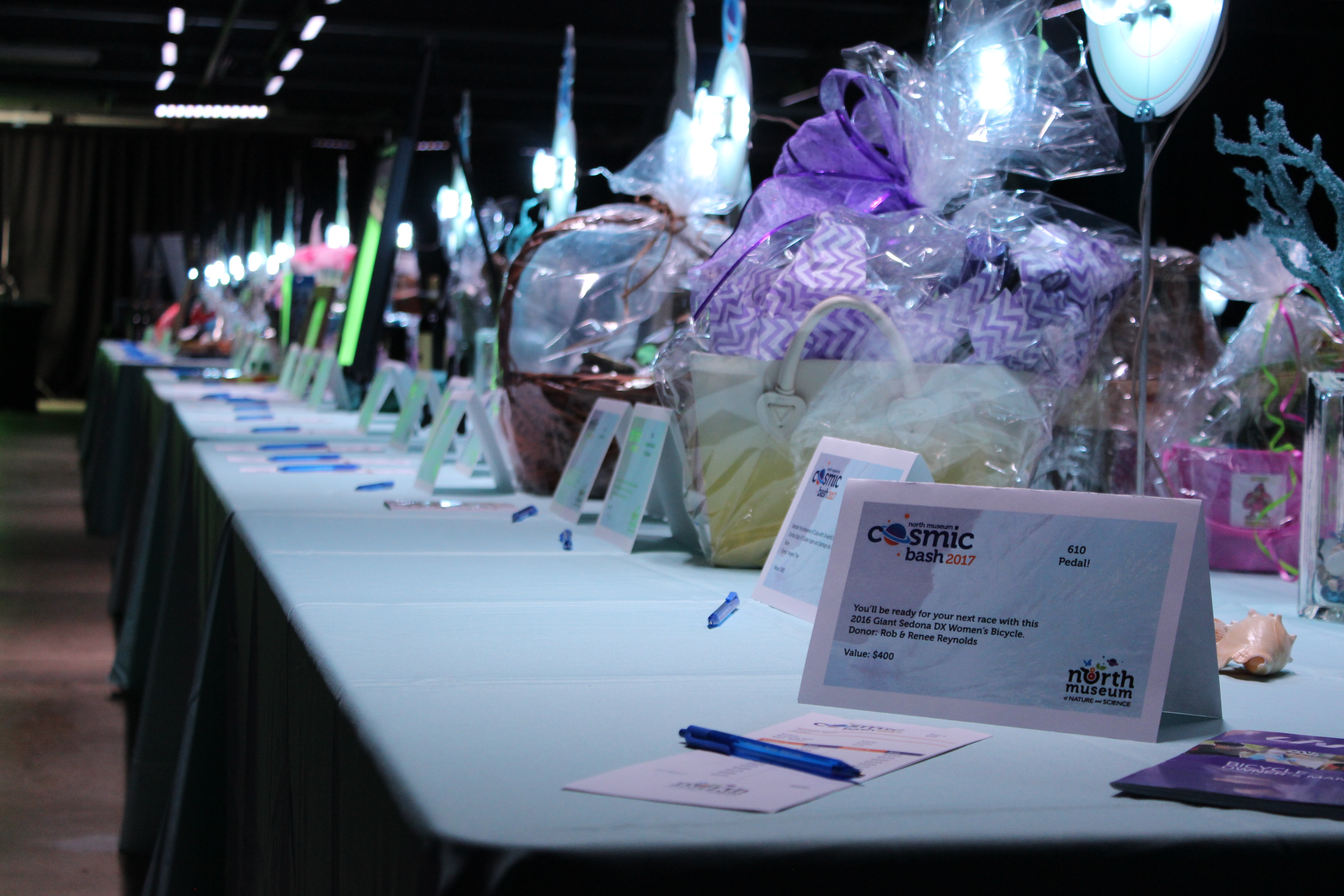 registration table