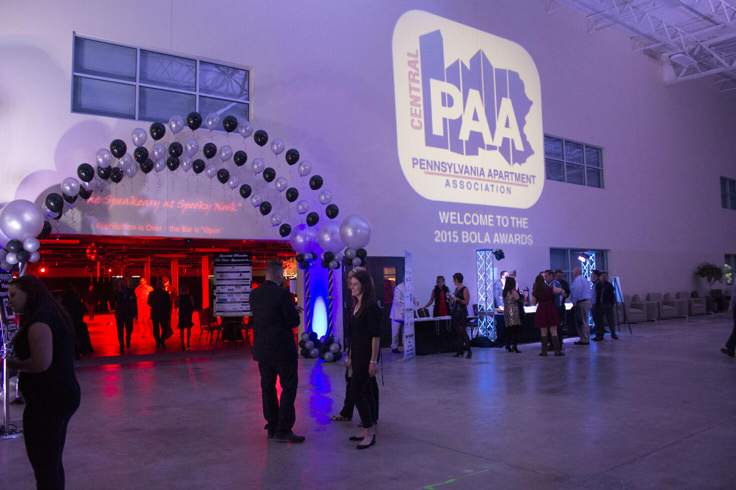PAA convention held at Nook Meeting & Events