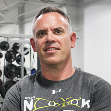 Tony Dague, Professional Trainer