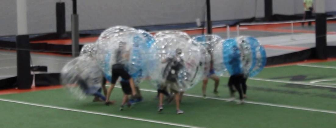 bubble ball game