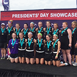 Nook U16 & U19 Teams Performed Well at President's Day Showcase