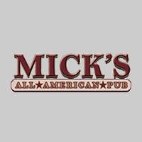 Micks' All American Pub Logo