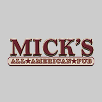 Micks' All American Pub Logo