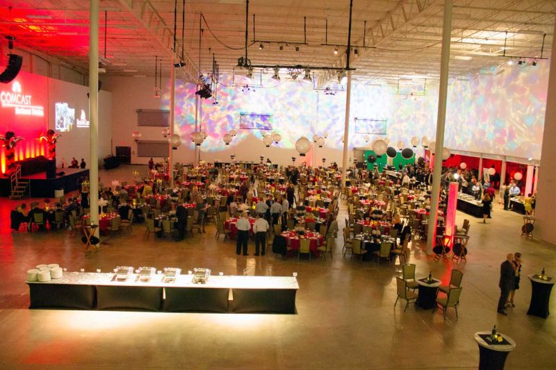 corporate event at Spooky Nook Meetings & Events in Manheim, PA