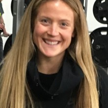 Rachel Andrews, Certified Personal Trainer