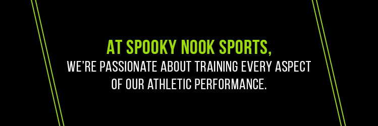 spooky nook sports training