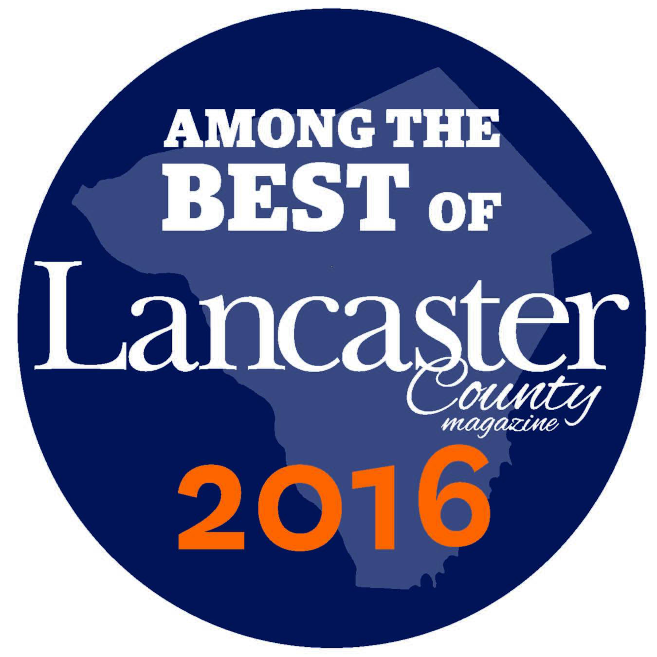 Lancaster County Magazine, #2 Fitness/ Sports club
