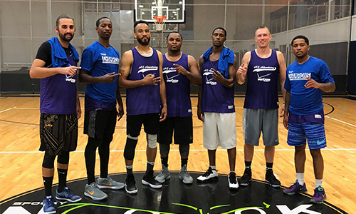 Adult Rec Basketball
