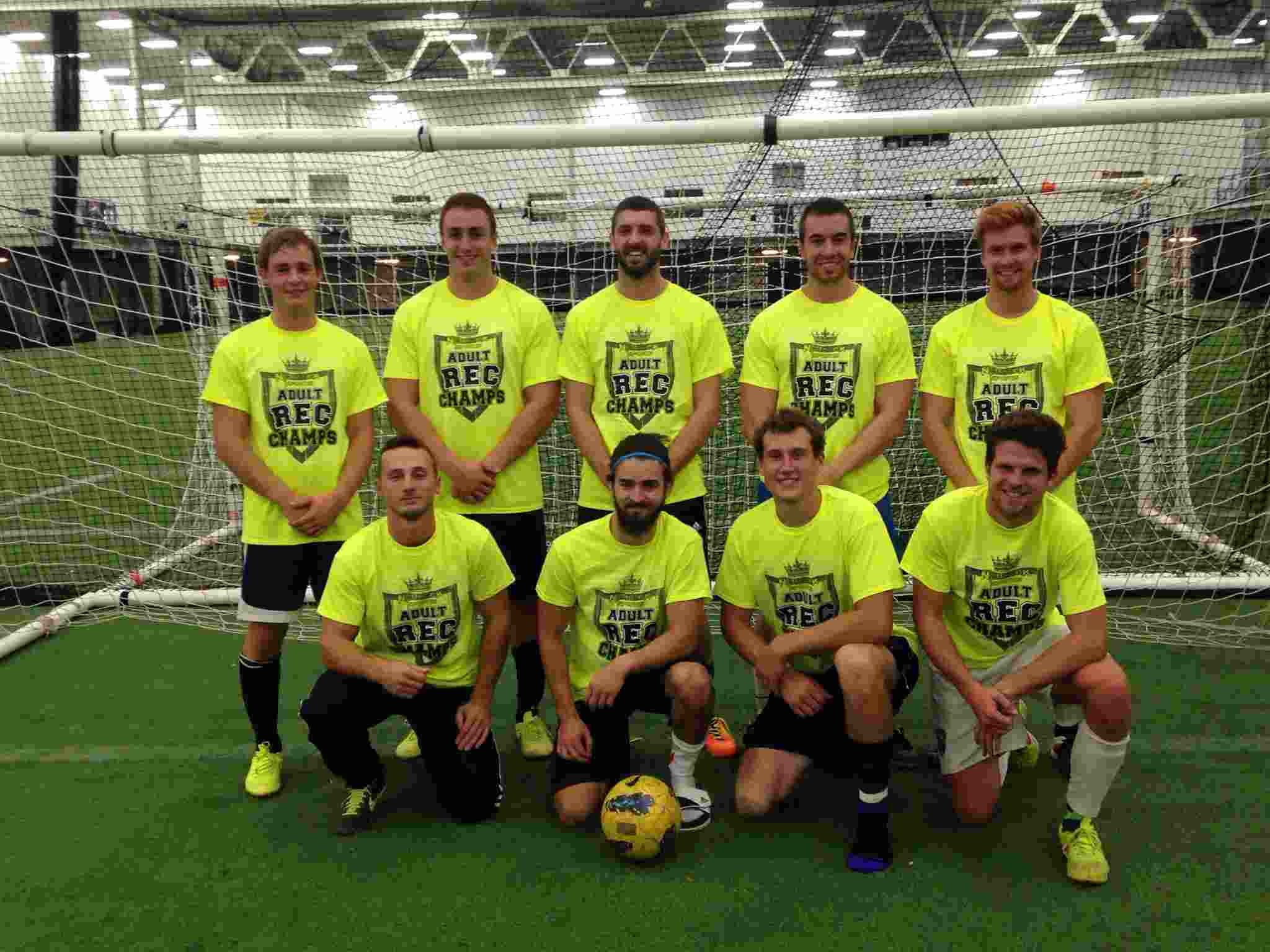 Adult Rec League Soccer in Manheim, PA