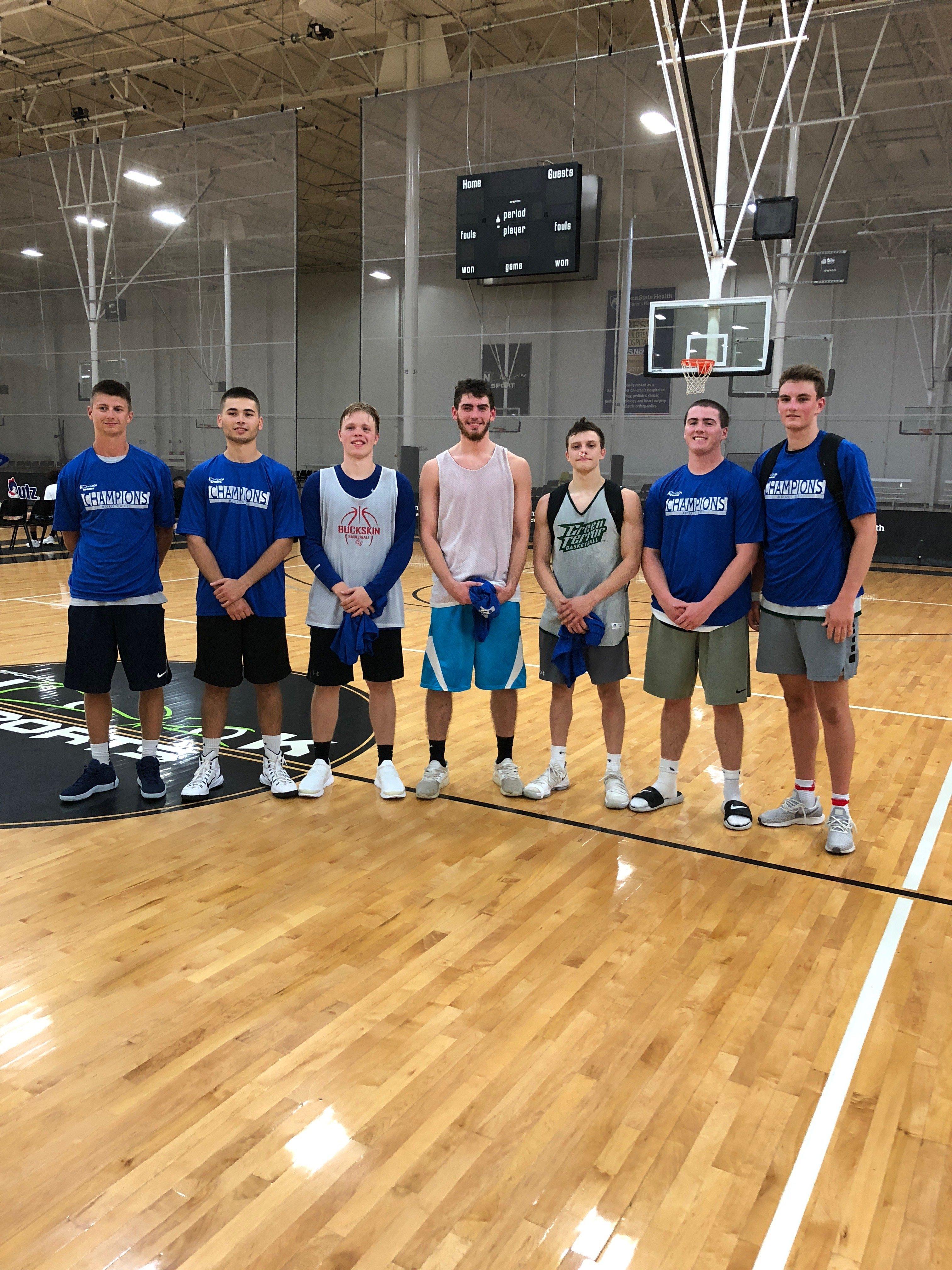 Basketball summer rec