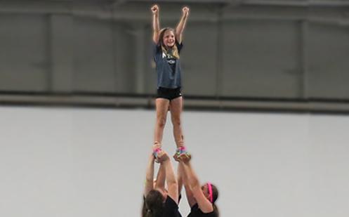 Nook Cheerleading Teams