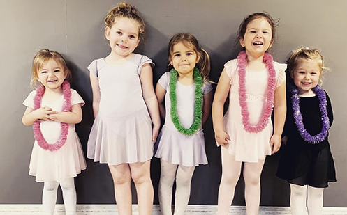 Bitty Ballet Summer Camp