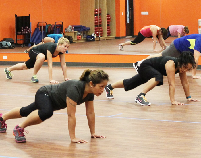 BodyAttack™ at the Nook