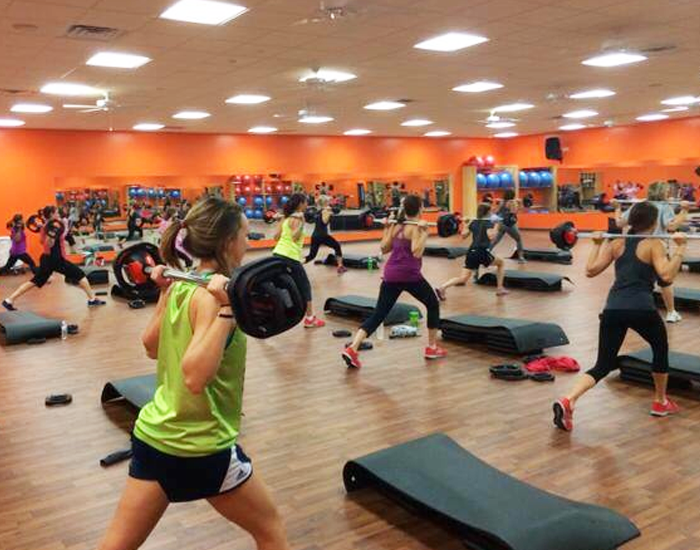 BodyPump™ at the Nook