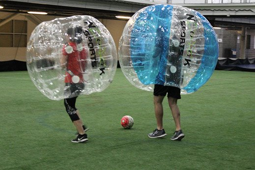 Bubble Ball Birthday