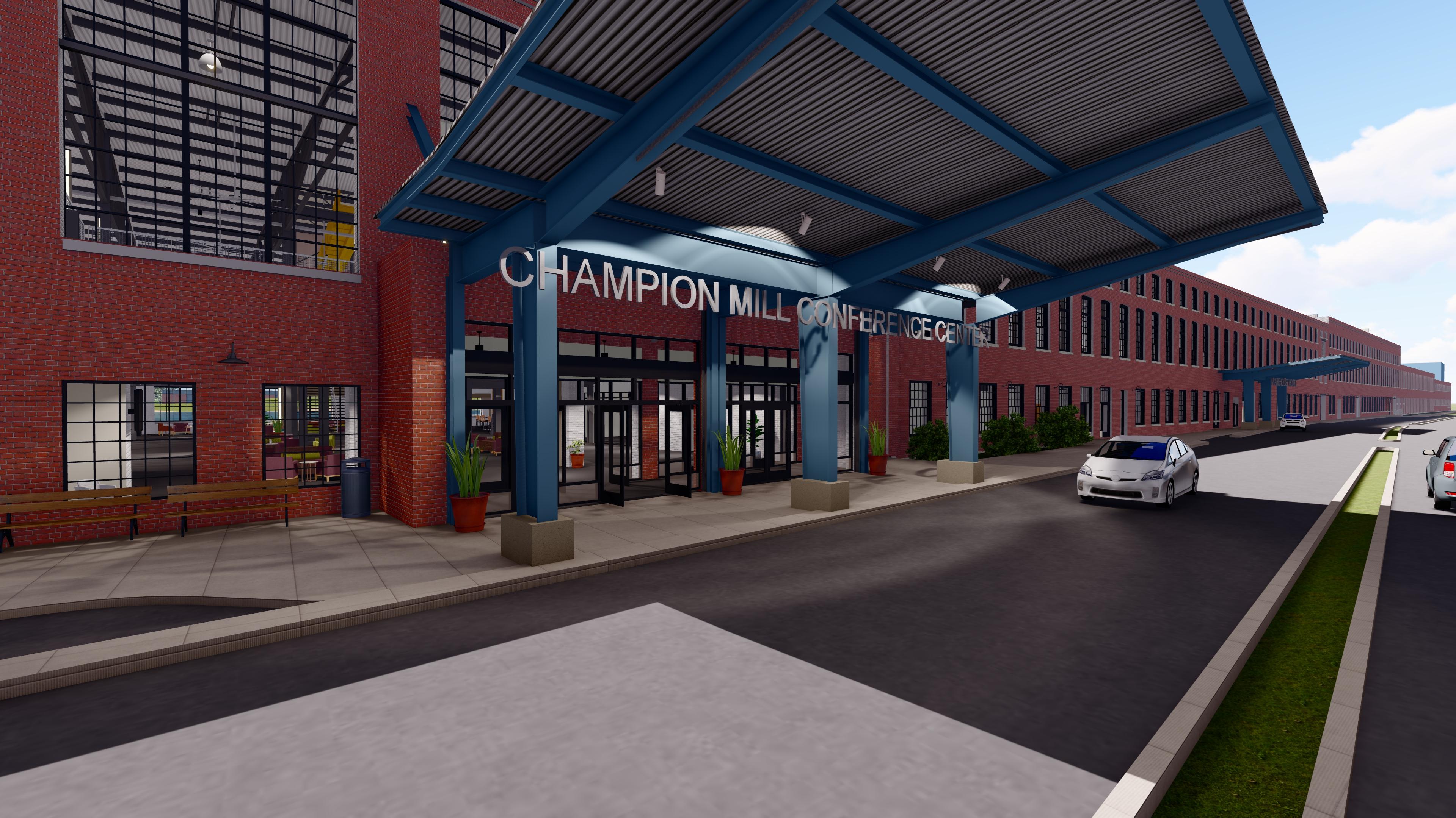 Champion Sports - Mill 2_21 - Photo