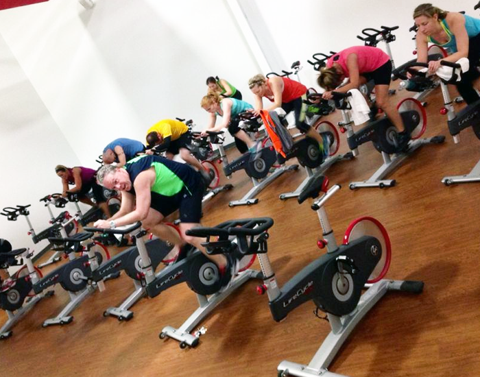 Cycling Classes at Spooky Nook Sports