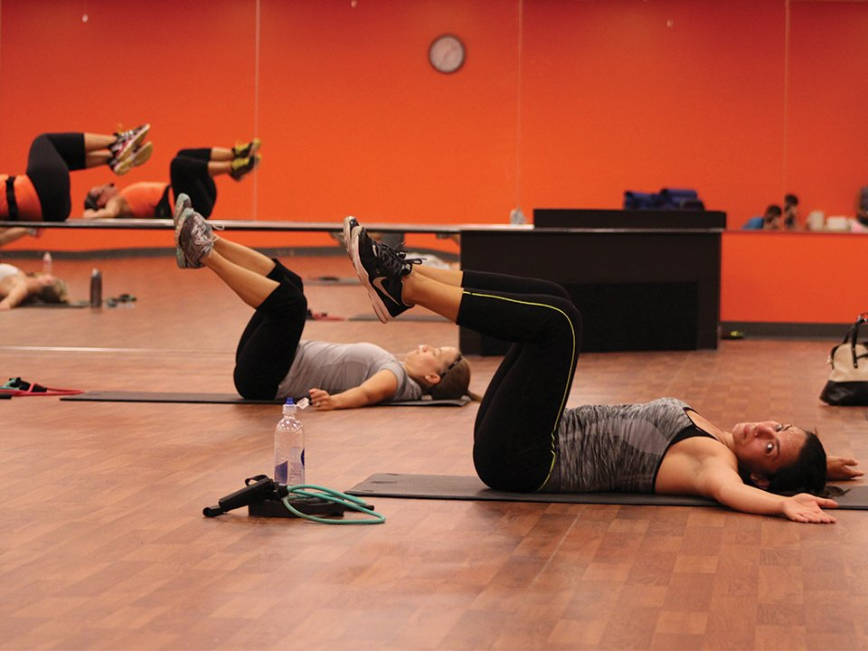 Nook Group Exercise Programs