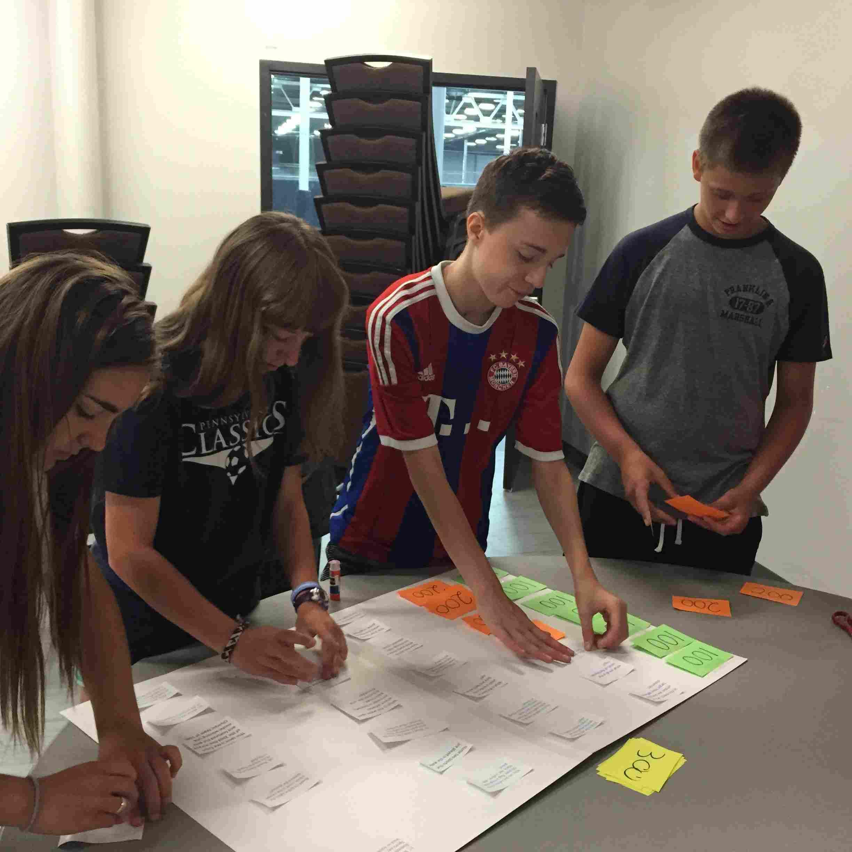 Nook Future Leaders Camp