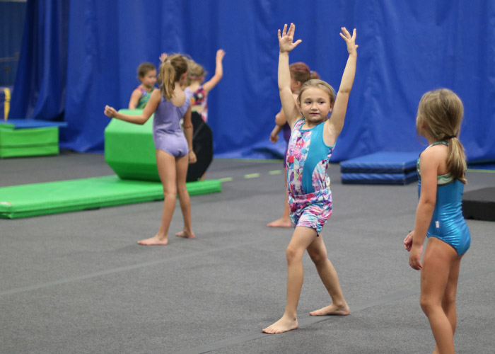 LANCO Gymnastic Birthday Parties