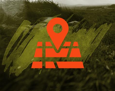 Acre Breaker Freedom Race: Course Map