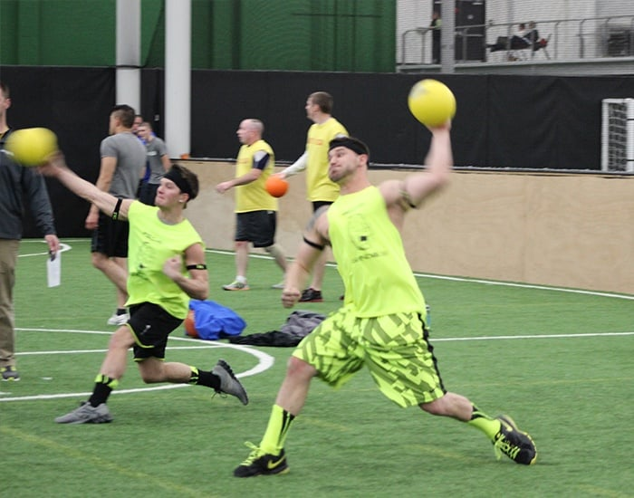 Adult Rec League Dodgeball