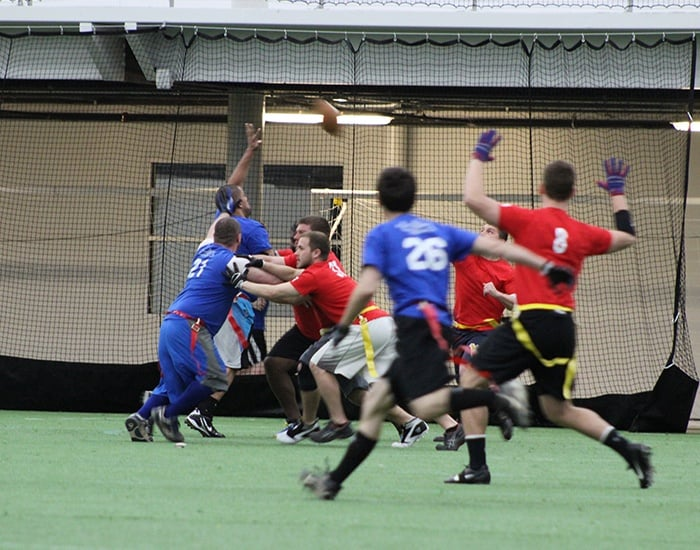 Adult Rec League Flag Football in Manheim, PA