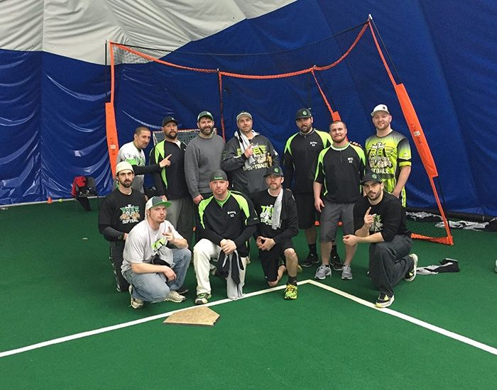 Adult Rec Slow Pitch Softball